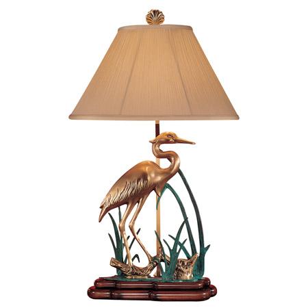 Wildwood Wading Cranes Table Lamp