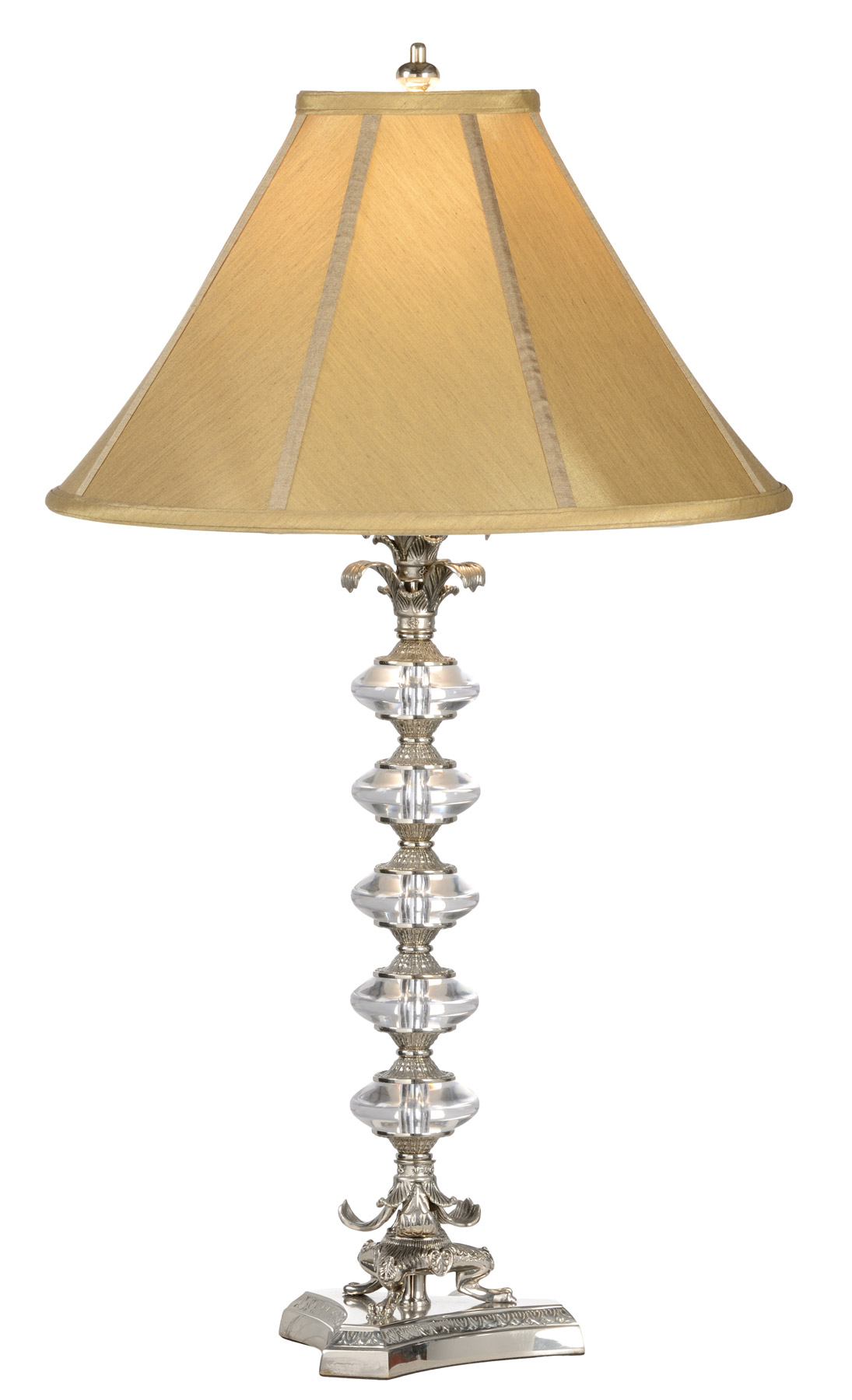 Wildwood 1098 Crystal Crystal Beads Table Lamp