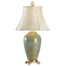 Wildwood 1027 Hidden Pattern Table Lamp