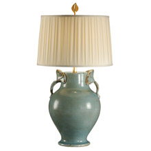 Wildwood 17716 Ginko Urn Table Lamp