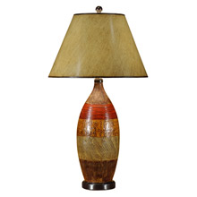 Wildwood 21159 Textured Bottle Table Lamp