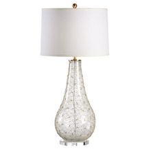 Wildwood 22436 Daisy Table Lamp - Gold