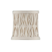 Wildwood 24003 Taupe Silk Chandelier Shade