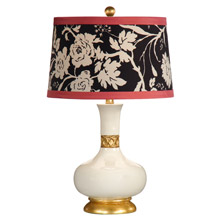 Wildwood 26006-2 Mimi Gardenia Table Lamp