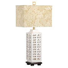 Wildwood 26079-2 Khai Gardenia Table Lamp