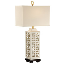 Wildwood 26079 Khai Gardenia Table Lamp