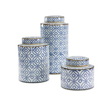 Wildwood 301309 Thelma Set of 3 Canisters