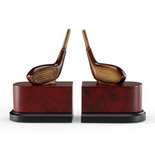 Wildwood 393978 Driver Bookends (Pair)