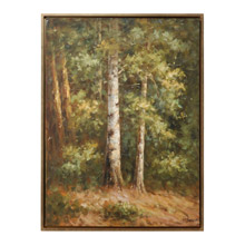 Wildwood 395057 Into the Woods Framed Oil Painting