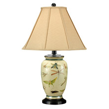 Wildwood 46018 Bugs Take Over Table Lamp