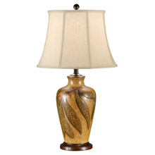 Wildwood 46547 Lonesome Cherries Table Lamp