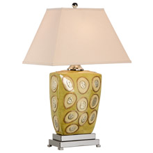Wildwood 46627 Flat Stones Table Lamp
