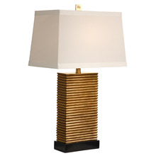 Wildwood 46766 Stacks of Slats Table Lamp
