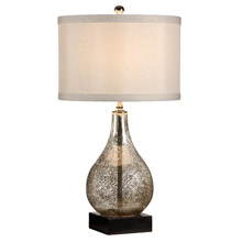 Wildwood 46785 Mercury Glass Table Lamp