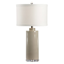 Wildwood 46956 Edith Table Lamp - Stone Grey