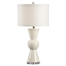 Wildwood 46961 Mildred Table Lamp - Eggshell
