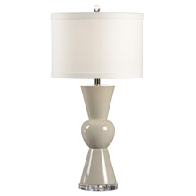 Wildwood 46962 Mildred Table Lamp - Stone Grey