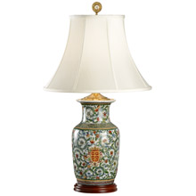 Wildwood 5196 Herald Hiding Table Lamp