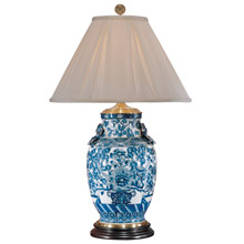 Wildwood 5241 Flowers Overflowing Table Lamp