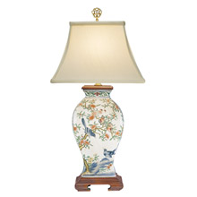 Wildwood 5677 Pom 'N Bird Table Lamp