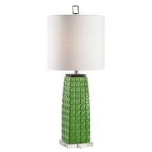 Wildwood 60328 Graduated Squares Table Lamp