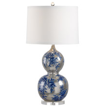 Wildwood 60386 Chu Hua Table Lamp