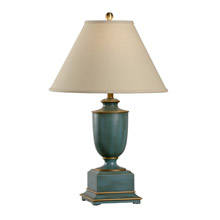 Wildwood 60632 Old Washed Urn Table Lamp