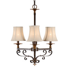 Wildwood 67016 Scrollwork Mini Chandelier