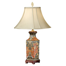 Wildwood 6995 Hex Vase Table Lamp