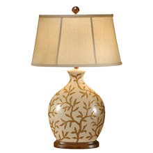 Wildwood 9047 Frantic Branches Table Lamp