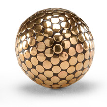 Wildwood 95771 Copper Studded Ball