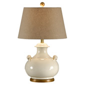 Transitional Niccolo Table Lamp - Wildwood 17707