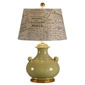 Transitional Niccolo Table Lamp - Wildwood 17708-2