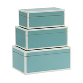Lexie Set of 3 Boxes - Wildwood 301327