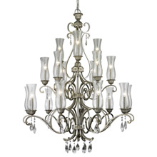 Z-Lite 720-18-AS Melina 18 Light Chandelier