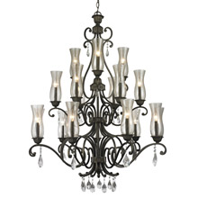 Z-Lite 720-18-GB Melina 18 Light Chandelier