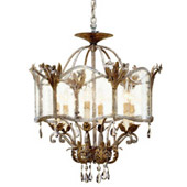Currey & Company Ceiling Light Fixtures