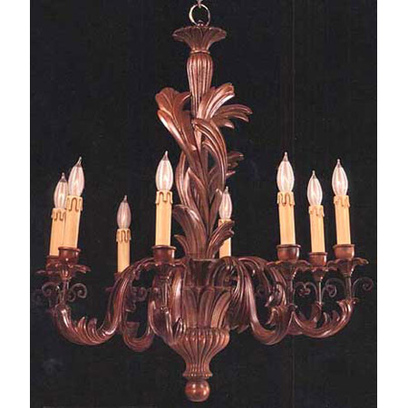 Savoy house 1 6045 8 291 european style 6 light natural for Natural wood chandelier
