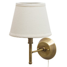House of Troy GR901-AB Greensboro Pin-up Wall Lamp