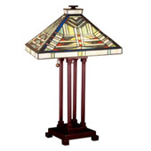 Craftsman Table Lamps