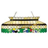 Tiffany Island & Billiards Lights