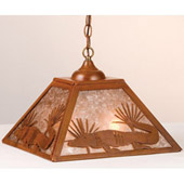 Tropical Pendant Hanging Lamps