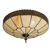 Victorian Close To Ceiling Light Fixtures
